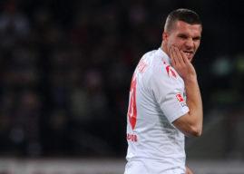 Für 'ne Moment: Podolski & der Anfang vom Ende