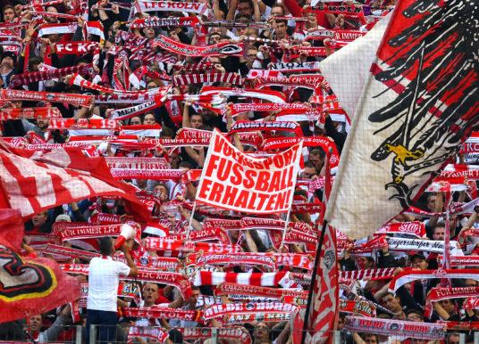 """#KOESGW-Auswärtsspiel: """"Der Fußball lebt von den Fans"""""""