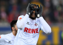 Anthony Modeste: Performing since 2015