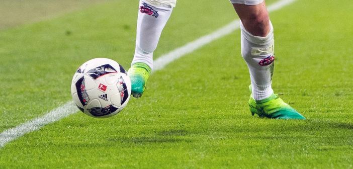 Spieler mit Ball | Symbol