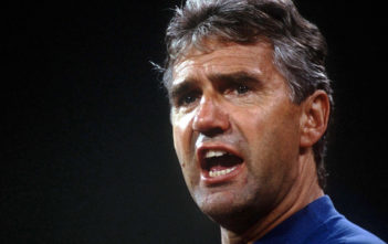 GERMANY - AUGUST 10: FUSSBALL: 1.BUNDESLIGA 94/95 SCHALKE 04 am 10.08.94, Trainer Joerg BERGER