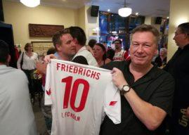"""Ralf Friedrichs zur Zukunft: """"Der FC wird mich so schnell nicht los"""""""
