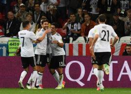 Hector mit Vorlage: DFB-Team mit Unentschieden gegen Chile
