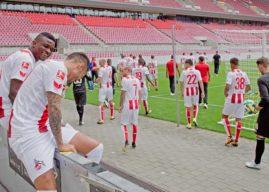 Media Day beim 1. FC Köln: Gute Laune trotz miesem Wetter