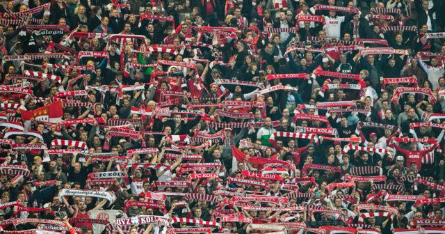 1. FC Köln Fans